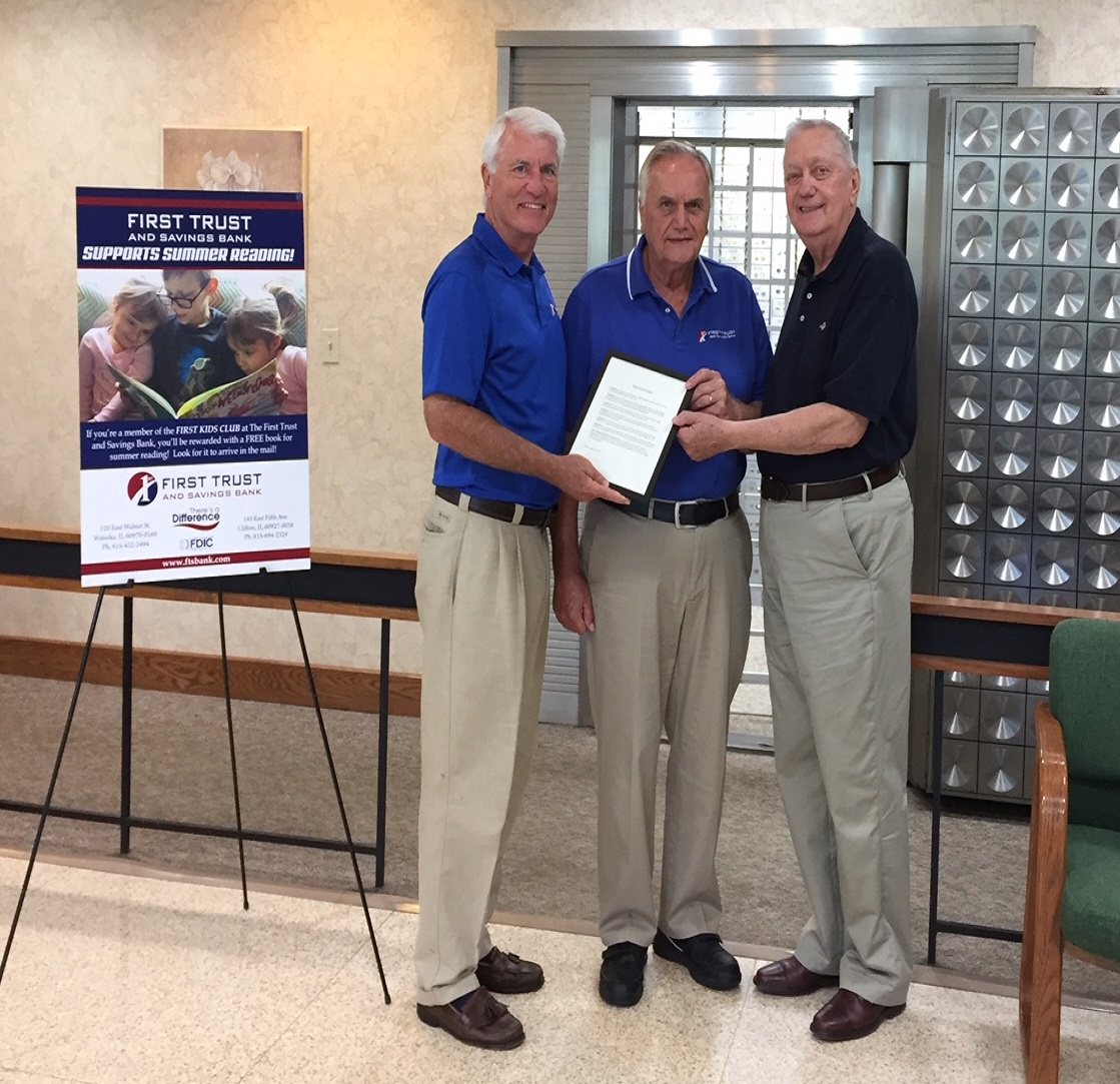 Caspary Award Photo 2019